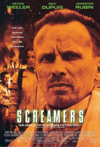 Screamers movie poster