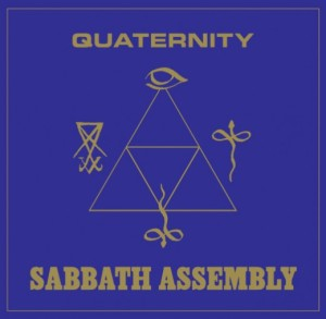 Sabbath Assembly-Quaternity-cover