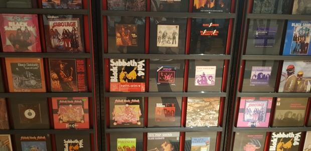 Gaz Jennings-Sabbath-Records